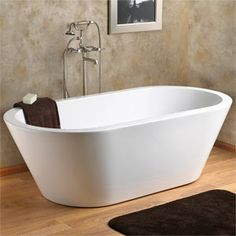 Love free standing tubs!