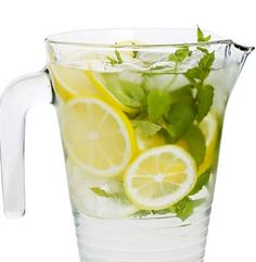 Cilantro and Lemon Water | Simple Dish | Quick, Easy, & Healthy Recipes for Dinner