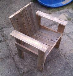 Little child pallet chair | 1001 Pallets