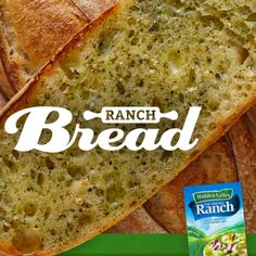 Good to the last crumb! Rescue your day-old bread with this easy recipe for Hidden Valley Ranch Bread: http://hiddnval.ly/RJEgI2