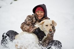 Fun Winter Activities With Your Dog: Skijoring & Sledding