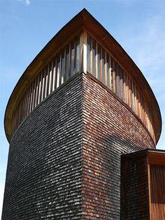 Saint Benedict Chapel, Sumvitg  by Peter Zumthor