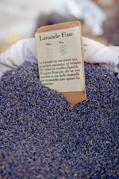 #provencal lavender...