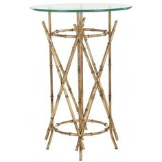 bambooinspir, side tables, dream, bamboo tabl, hous