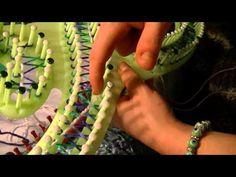 ORIGINAL Serenity loom- how to make blanket