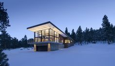 Lodgepole Retreat by Arch11.