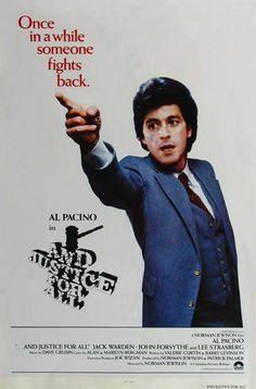 ...And Justice for All.  1979  Drama   Thriller   Crime  http://www.imdb.com/title/tt0078718/?ref_=fn_al_tt_1