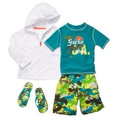 Carter's Swim Clothes