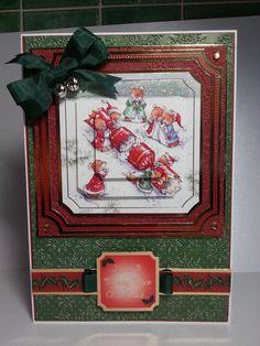 Hunkydory Makey Bakey Mice Card christma card, card idea, hunkydori card, hunkydori christma, makey bakey mice, companion card, crafter companion, companion papercraft
