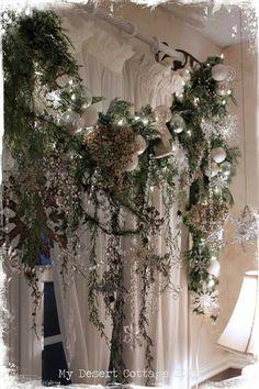 beautiful christmas decoration