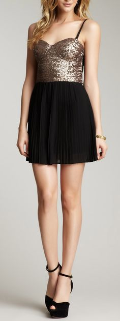 Sparkle Dress / minkpink