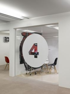 Office Rebrand - http://www.vinylimpression.co.uk/pages/office-branding