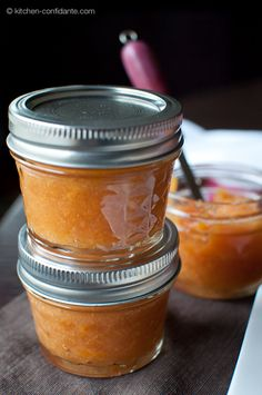 Persimmon-Clementine-Marmalade
