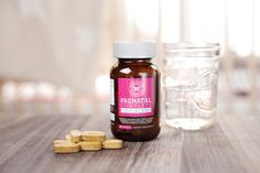 Natural enriching support specially formulated for Mom & Baby | Honest Prenatal Complete One-A-Day
