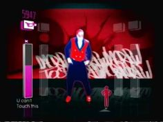 Just Dance - U Can't Touch This