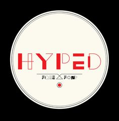 Font - HYPED
