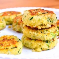 zucchini cakes... its like crab cakes but for people who grow zucchini and are allergic to crustaceans!
