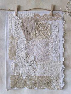 Lace Patchwork