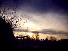 Dawn in Boring, Oregon