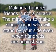 Stand by your side life, truth, bff, friendship, thought, inspir, quot, live, true friend