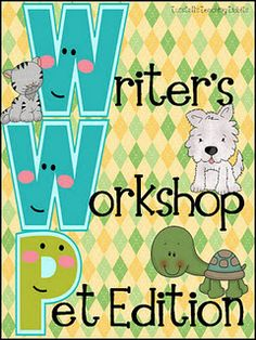 Writer's Workshop Paper!