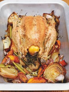 Jamie Oliver's Roast Chicken