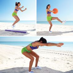 Spring into action on pinterest medicine ball jump rope workout and taps - How to use the fridge in an ingenious manner ...