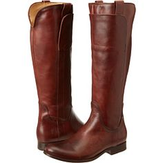 Frye Melissa Tall Riding--I'd love to treat myself to these...maybe when my foot's better!