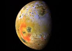 Io - One of Jupiter's Moons