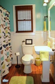 Better After: bathroom