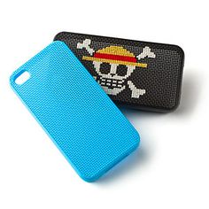 a needlepoint iphone cover. Awesome!
