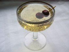 Cidra de uva blanca. White grape cider