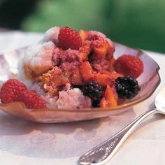 English Summer Pudding