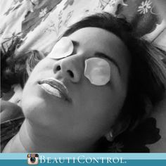 """#Instagram Fan photo of the day: @marieortiz3 looks so relaxed and de-stressed thanks to her BeautiControl """"me-time""""! Follow us on Instagram @BeautiControl and tag your photos with #BeautiControl for a chance to be featured on our page!"""