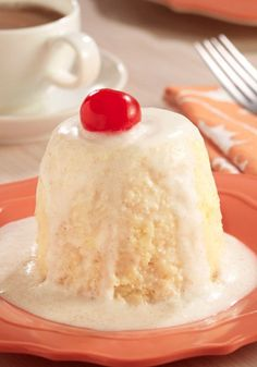 This recipe for Tres Leches Mug Cakes is delicious and fun to make! All you need is a mug and just 7 ingredients.