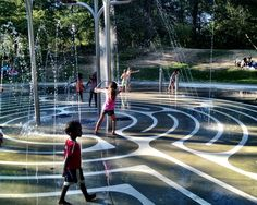 Super Spray Parks in the Seattle Area - ParentMap