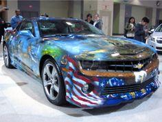 Trucks And Customized Vehicles On Pinterest Batmobile