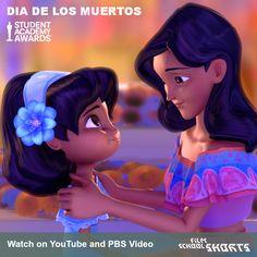 Student Academy Award-winner DIA DE LOS MUERTOS. See it now -> http://bit.ly/FSSYouTube