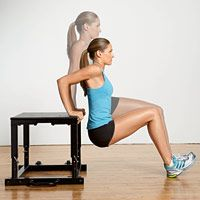 Upper body strength is so important to be a stronger runner! It doesn't take a lot of time and you'll love the results.