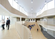 International School Ikast-Brande by C.F. Møller | architecture