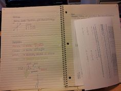 Algebra 2 Interactive Notebook (ill be glad i pinned this..... in about 11 years haha)