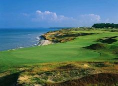Kiawah Island, SC Ocean Course....best golf experience ever (in the cart)!