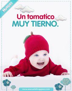 Un sombrerito para mantener calientito a tu #bebé.