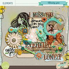 Missing you - elements