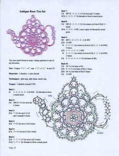 TAT'S AMOR�, Martha Ess' Tatting Page Homepage