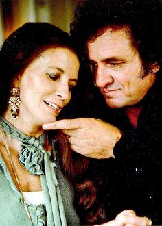 Johnny Cash + June Carter
