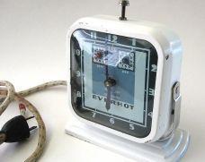 Art Deco Kitchen Clock Timer Vintage 1930s