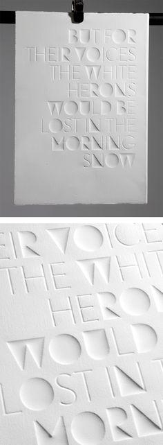 Haiku - The Inspiration Grid : Design Inspiration, Illustration, Typography, Photography, Art, Architecture  More