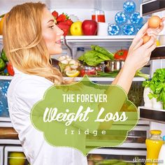 The Forever Weight Loss Fridge #weightlossfridge #weightlosspantry #weightlossadvice