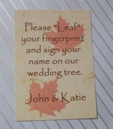 Fingerprint Guestbooks - Wedding Trends - Etsy